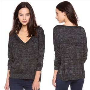 Soft Joie Calee Metallic Marled Sweater